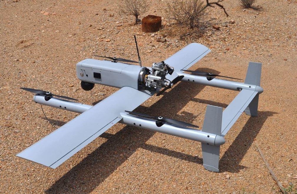 hybridequadcopter